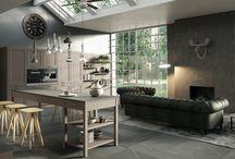 BUCĂTĂRII din LEMN MASIV, design Italia / De la cele mai tradiționale linii la compoziții inspirate de tendințele contemporane, bucătăriile din lemn masiv de la ARRITAL, 100% Made in Italy, sunt desenate pentru a oferi plus-valoare spațiilor și să îndulcească atmosfera în orice colț al casei.  Deși sentimentul creat este unul clasic, interiorul este echipat conform celor mai noi exigențe și tehnologii.  Finisaje de lemn masiv: frasin, nuc sau cireș
