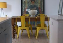 Dining room ideas / by Kristin Beall