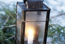 Старинные фонари