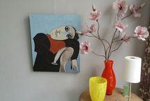 mijn schilderwerken