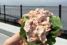 The Quest For The Perfect Lobster Roll / Trying to find the ultimate version of the ultimate summer food.  http://www.thrillist.com/lobster-roll-quest-ny / by Andrew Zimmer