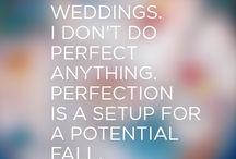 Weddingplanner wisdom