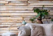 Murs et bois