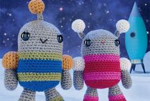Knitted & Crocheted Softies / by Martingale/That Patchwork Place