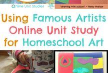 Online Unit Studies