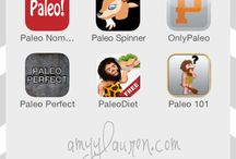Health & Nutrition Apps / Apps to help you be more healthy, shop more healthy, & live a more healthy lifestyle