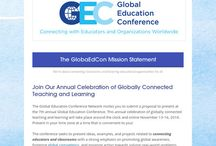 2016 Global Education Conference Network / Events and resources from the Global Education Conference Network http://globaledevents.com