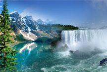 Attractions in Canada / Attractions in Canada