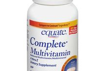 Multivitamin / All About Multivitamin / by Vitamins And Minerals