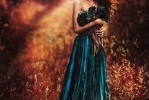 Nature and Dresses