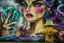 Street art / Art in the streets