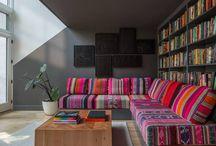 Living room / Home Design / Soggiorno