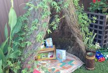 Secret of garden