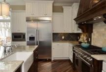 Kitchen & Dining Rooms / by Dana Lynn