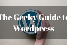 The Geeky Guide to WordPress
