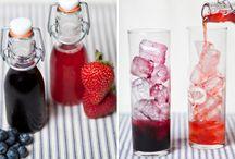 Drinks / by Myka Baker