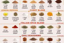 Condiments & Flavours