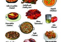 Cocinar 2 : Gastronomía española y latinoamericana / Comer