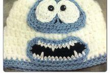 Inspiración - Crochet - Gorros