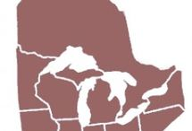 Conservation - Great Lakes  ☾ / Conservation links and resources for the Great Lakes area
