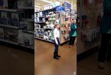 Walmart Weird