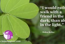 Articles on Friendship / Be An Inspirer - Spread the Inspiration  Visit - www.beaninspirer.com for more.