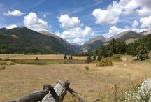 Rocky Mountains / My Feng Shui Journey