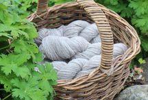 Knitting Yarn by Knockando Woolmill