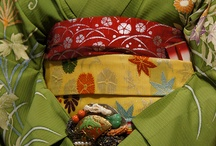 Kimono Accessories ②: Obidome,Obijime,Obiage,Haneri & More