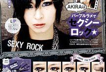 ♚   Akira banda disacod ♚