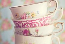 Vintage Tea Party / All things vintage and tea!