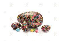 BinnyBrun Easter Eggs / Huevos de Pascua, o otras delicias para dar la bienvenida a la muy esperada Primavera.
