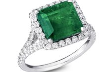 Emeralds / All about our favorite green stone.