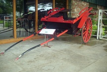 Carts, Carriages and Wagons