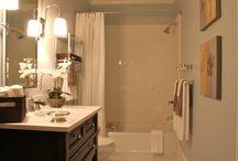 Bathroom design / Interior