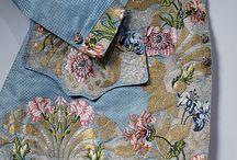 Anna Maria Garthwaite fabrics