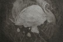 Etchings - Still Life - by David Ladmore