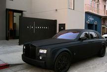 CARS / luxury rides