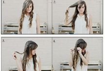 Haarfrisuren / Hairstyles