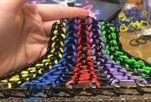Tutorial Loom / Tutorials Bracelets Loom !