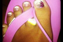 nails/toenails / by Jessica Carolus
