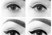 cabelo, maquiagem etc / by Julia Resende