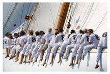 Vela / Una selezione di foto di barche a vela, da regata o da crociera. Sailing