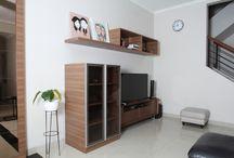 TV Cabinet Set