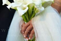The Bride / Bouquet, The Dress, Bridesmaids