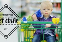Best Shopping Cart Cover: This Is How To Enhance Your Baby's While Shopping