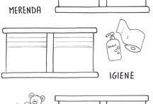 Organizzare classe