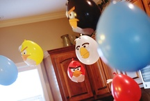 Party : Angry Birds / by Gina Aldrich