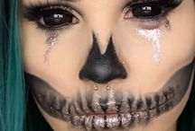 maracatu skeleton punk princess costume