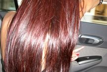 Luscious hair. / Hair color / by Carmen Avina